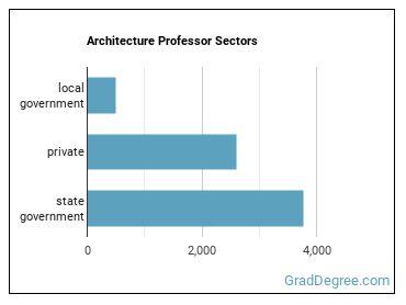 Architecture Professor Sectors