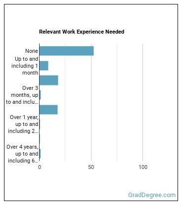 Cashier Work Experience