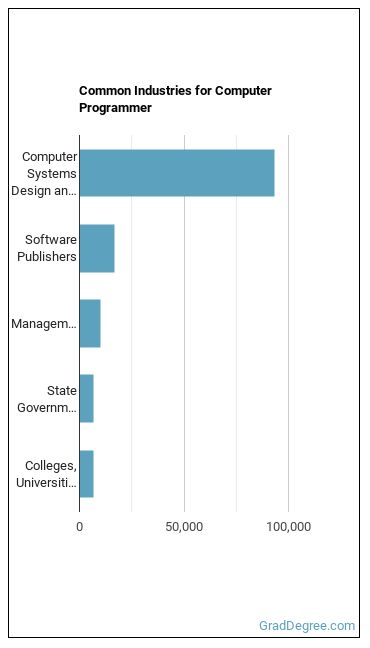 Computer Programmer Industries
