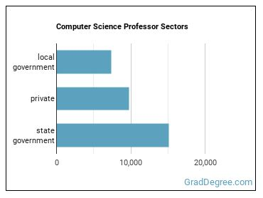 Computer Science Professor Sectors
