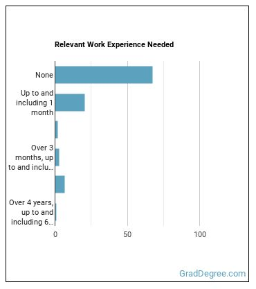 Demonstrator or Product Promoter Work Experience
