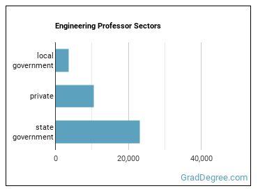 Engineering Professor Sectors