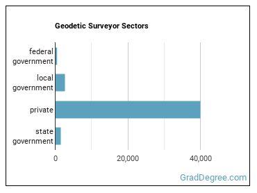 Geodetic Surveyor Sectors