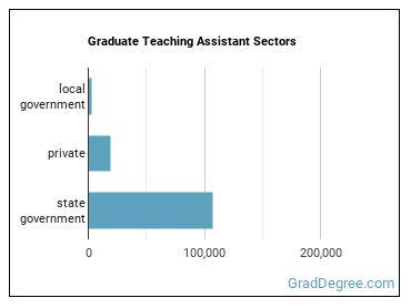 Graduate Teaching Assistant Sectors