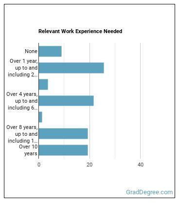 Mining or Geological Engineer Work Experience