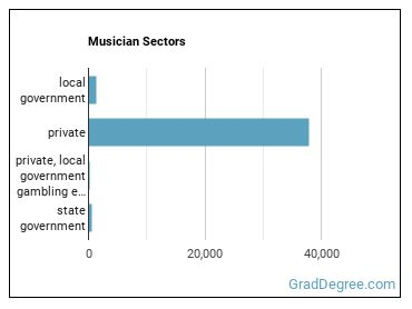 Musician Sectors