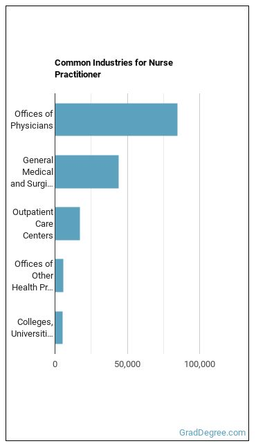 Nurse Practitioner (NP) Industries