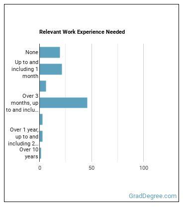 Nursery Worker Work Experience