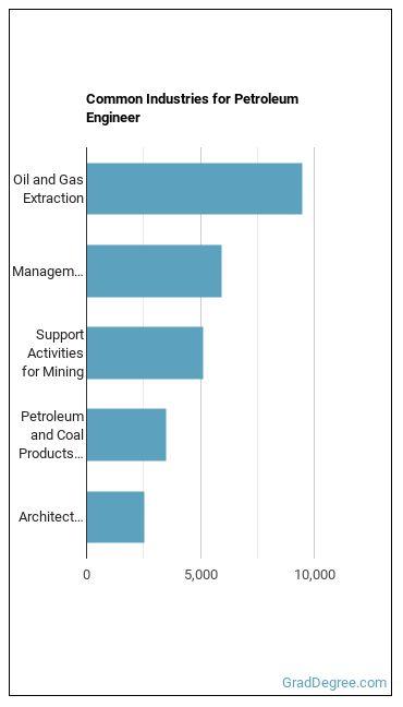 Petroleum Engineer Industries