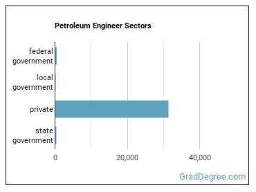 Petroleum Engineer Sectors