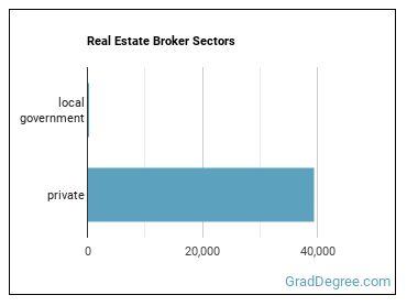 Real Estate Broker Sectors