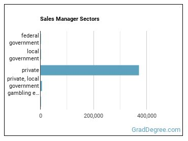 Sales Manager Sectors