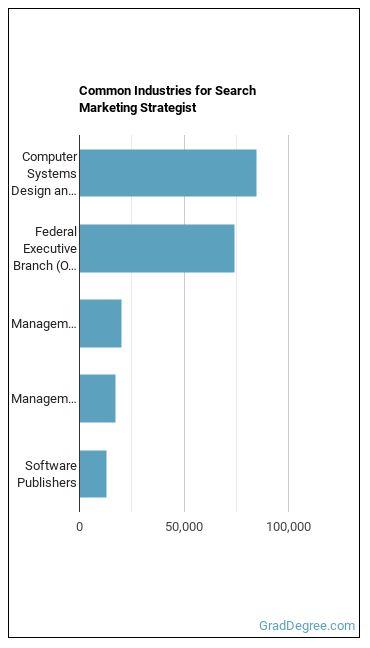 Search Marketing Strategist Industries