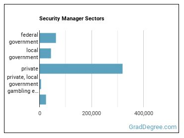 Security Manager Sectors