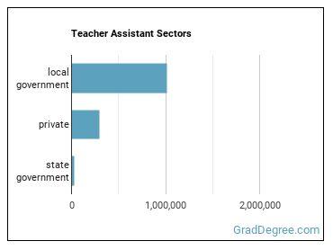 Teacher Assistant Sectors