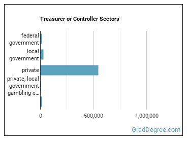 Treasurer or Controller Sectors