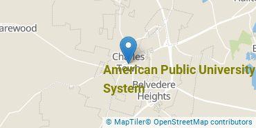 Location of American Public University System