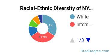 Racial-Ethnic Diversity of NYU Graduate Students