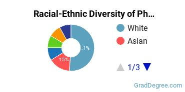 Racial-Ethnic Diversity of Physiology Students with Master's Degrees
