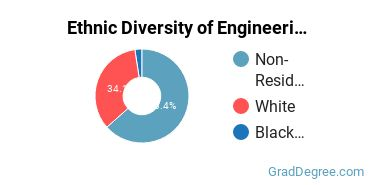 General Engineering Majors in MO Ethnic Diversity Statistics