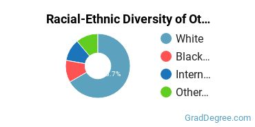 Racial-Ethnic Diversity of Other Human Sciences Students with Master's Degrees