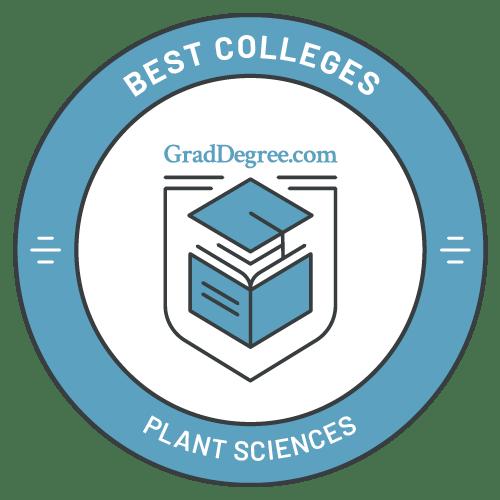 Top Schools in Plant Sciences