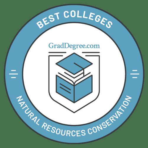 Top Schools in Conservation