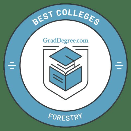 Top Schools in Forestry