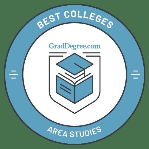 Top Schools in Area Studies