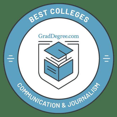 Top Schools in Communication & Journalism