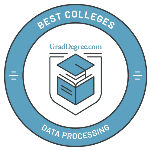 Top Schools in Data Processing