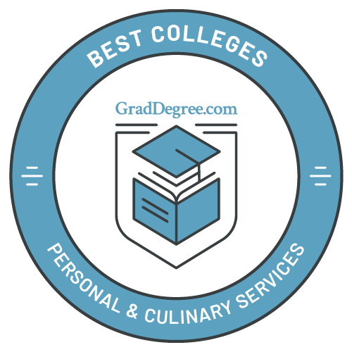Top Schools in Personal & Culinary Services