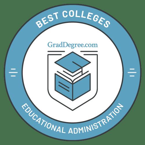 Top Schools in Education Admin