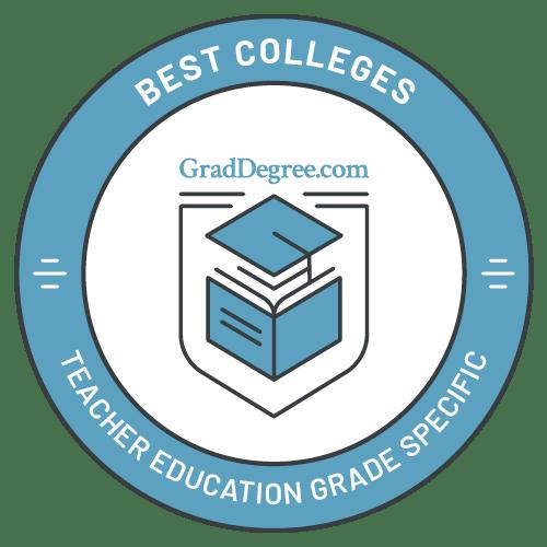 Top Schools in Grade Specific Ed