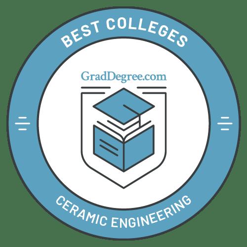 Top Schools in Ceramic Engineering