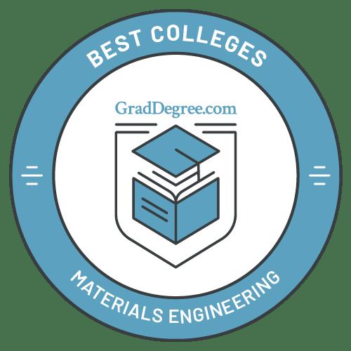 Top Schools in Materials Engineering