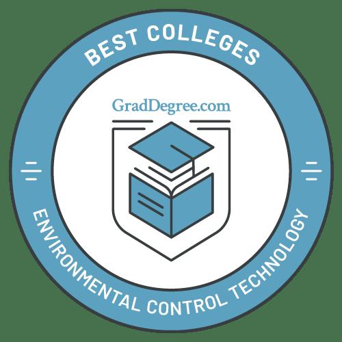 Top Schools in Environmental Control Tech