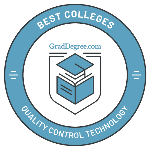 Top Schools in Quality Control Tech