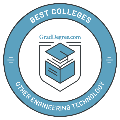 Top Schools in Other Engineering Tech