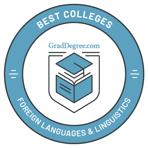 Top Schools in Foreign Languages & Linguistics