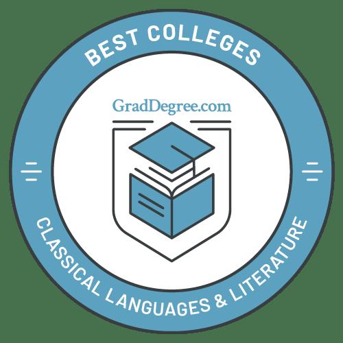 Top Schools in Classical Languages