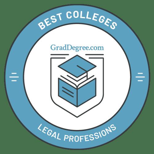 Top Schools in Legal Professions