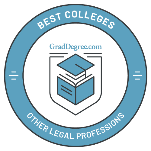 Top Schools in Other Legal Professions