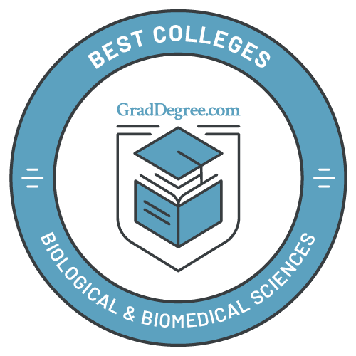 Top Schools in Biological & Biomedical Sciences