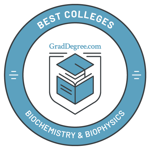 Top Schools in Biochemistry