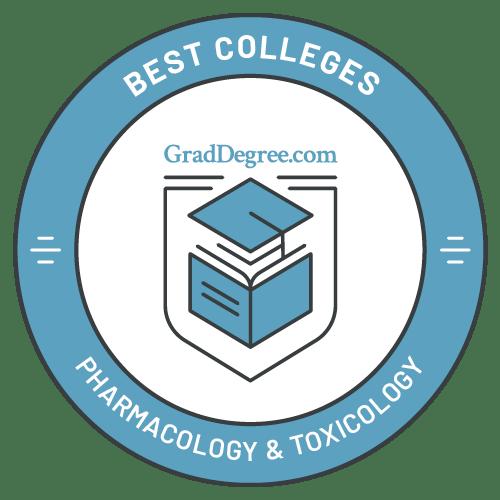 Top Schools in Pharmacology