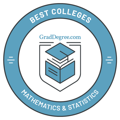 Top Schools in Mathematics & Statistics
