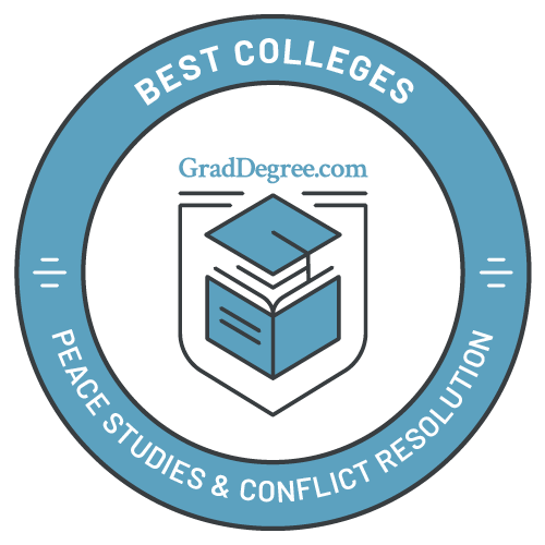 Top Schools in Conflict Resolution
