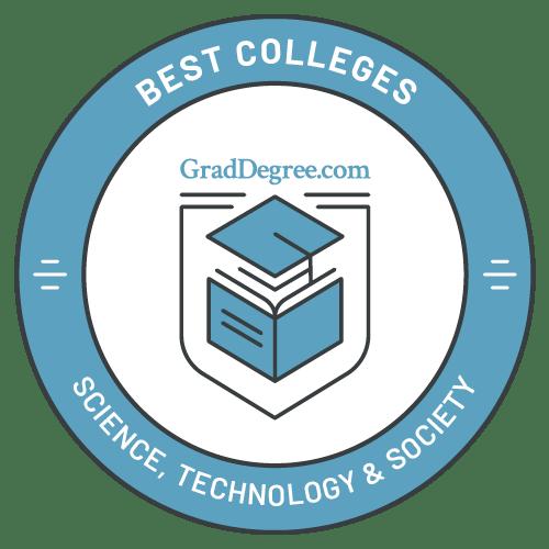 Top Schools in Science, Tech & Society
