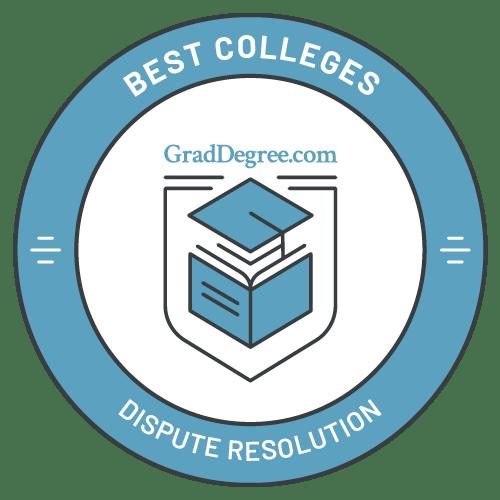 Top Schools in Dispute Resolution